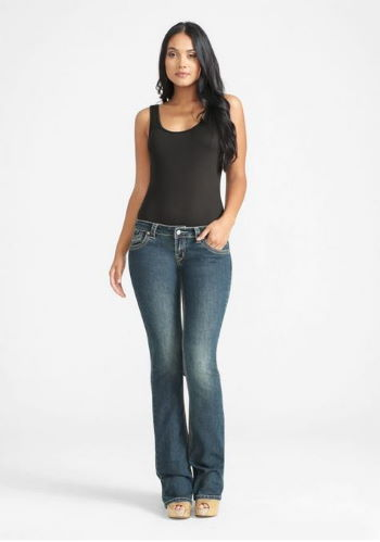 Tall Teen Girls Juniors Jeans