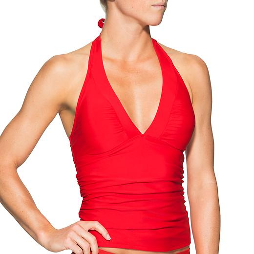 Athleta Shirrendipity Halter Tankini - Tall