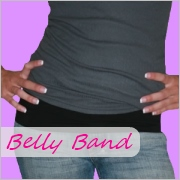 Belly band accessory
