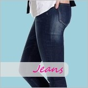 Tall women's jeans