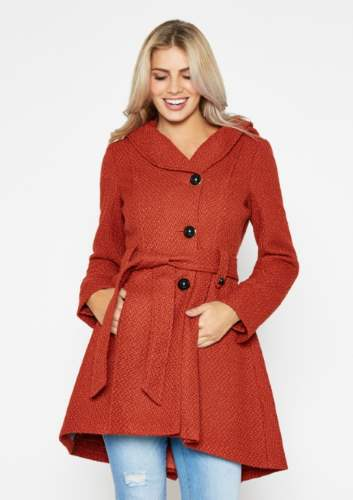 Tall Coat Womens Jacketin