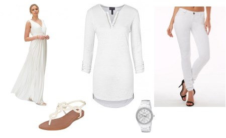 2015 Summer Must-Haves: Something White