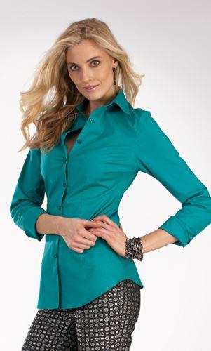 Tall dress shirt by Long Elegant Legs.