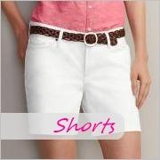 Women's tall shorts