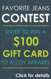Enter the tall women's jeans contest!