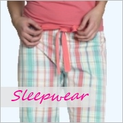 Tall women's sleepwear