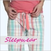 Tall women's sleepwear