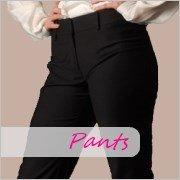 Long inseam pants