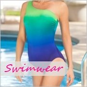 Tall women's swimwear