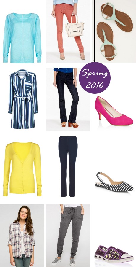 Spring 2016 fashions for tall women.