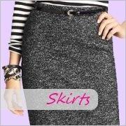 Tall women's skirts