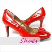 Women's large size shoes
